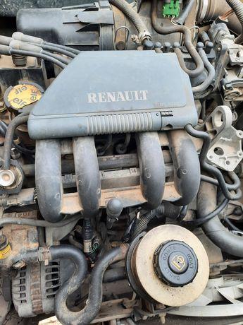 Motor Renault clio 1.2