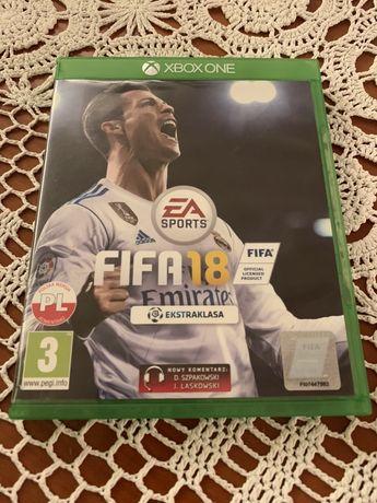 FIFA 2018 dla Xbox One