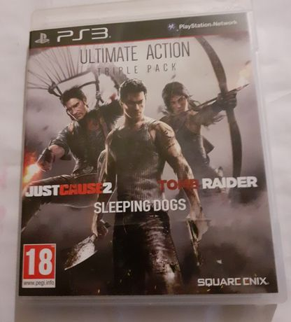 Jogo PS3 Triple Pack