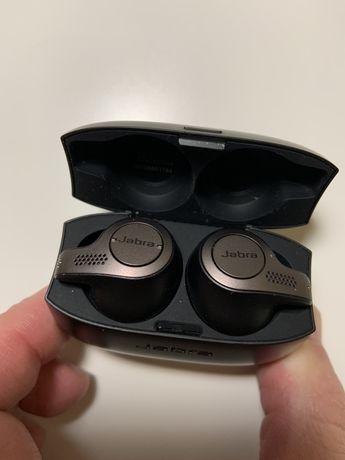 Бездротові навушники JABRA Elite 65t Titanium Black