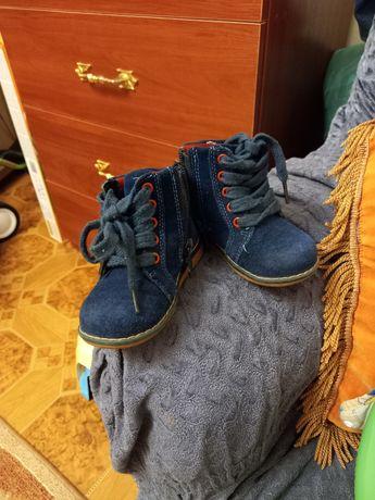 Демісезонні чобітки