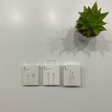 Kabel Lightning + Ładowarka 18w iPhone 7 X Xs Xr 11 pro