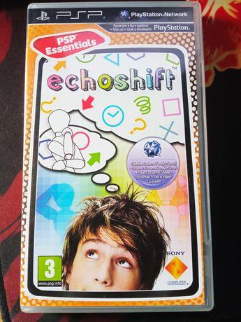 Echoshift (Gra logiczna na psp)