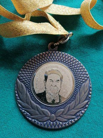 Медаль Всеукраїнські ігри ветеранів спорту ім. М. М. Баки