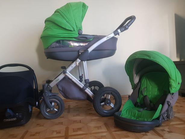 Wózek dziecięcy Tako nosidełko Maxi Cossi 3w1
