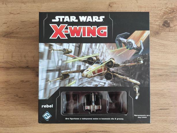 Gra bitewna X-Wing 2 edycja