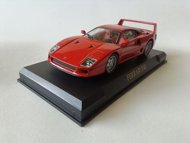 1/43 Ferrari F40 - 1987 (Miniatura - Ixo/Altaya)