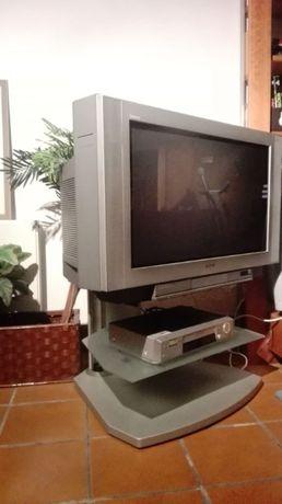 Sony Trinitron KV 36FS70 TV - 100 Hz
