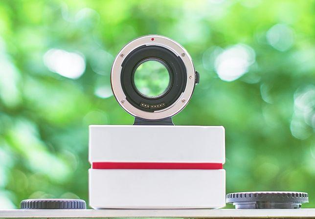 Viltrox EF-M2 ii m4/3 Canon Nikon Blackmagic 4k, Panasonic GH5,4 EF M2