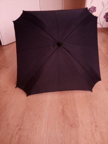 Parasolka do wózka kwadratowa kolor granat