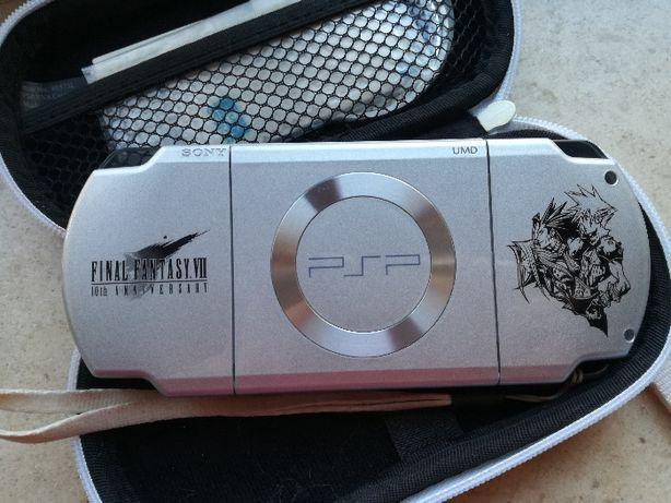 PSP Slim & Lite - Crisis Core FF7 - Edição Limitada