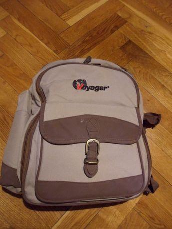 Набор для пикника на 4 персоны, рюкзак с термоотделением.