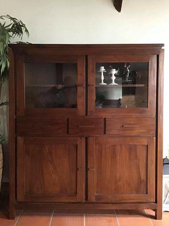 aparador, consola, armario, louceiro,  vitrine, rustico