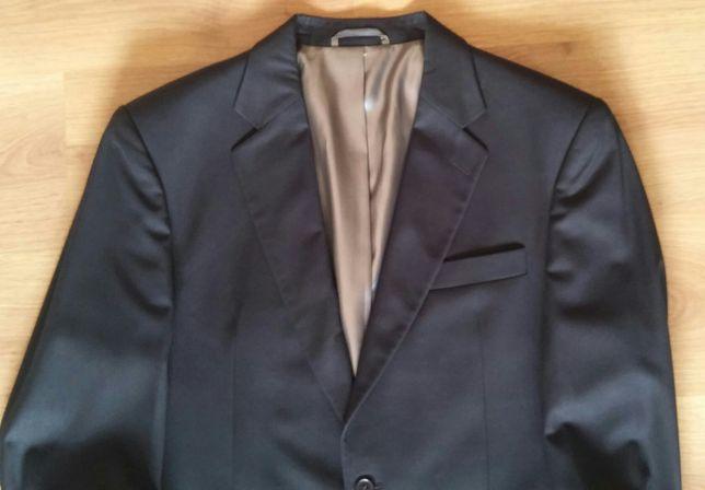 Czarny garnitur dla wysokiego XL 188/104/90 Prestige
