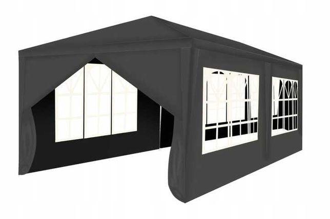 Pawilon altana Namiot 3x6 Ogrodowy Handlowy 6 ścian DARMOWA wysyłka