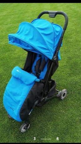 Продам прогулочну коляску Mioobaby в отличном состоянии после 1го реб.