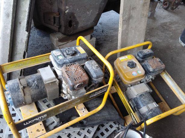 Geradores Suzuki motor honda a gasolina