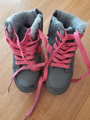 Buty zimowe rozmiar 26 oddam za chusteczki nawilżające