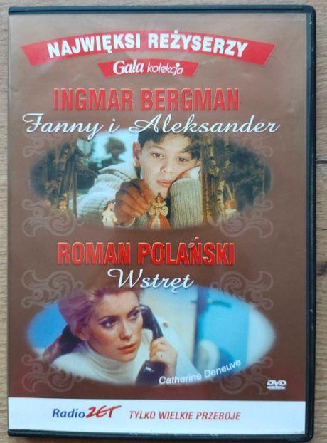Fanny i Aleksander Ingmar Bergman Wstręt Roman Polański