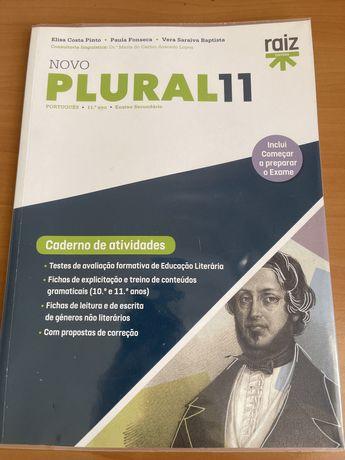 Caderno de atividades 11 ano de português
