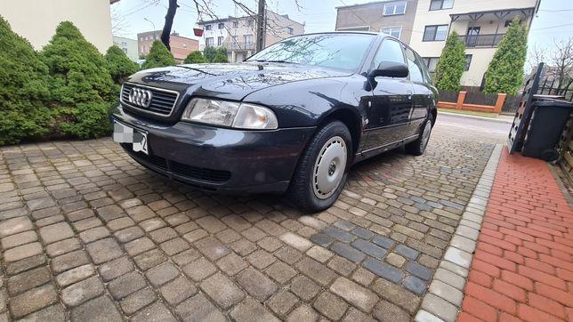 Audi A4B5 1.6 Lpg,Gaz, świeża legalizacja butli, oc i bt na rok