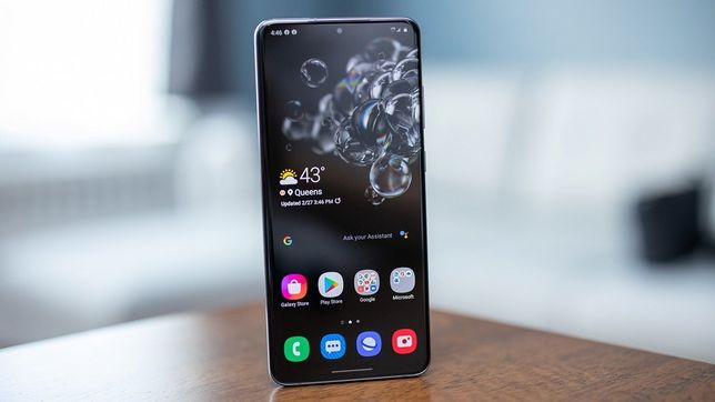Télemovel - Samsung S20+ 5G