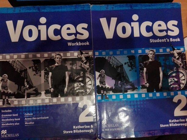 Angielski VOICES 2 - podręcznik + ćwiczenia