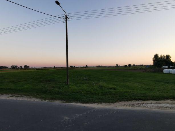 Działka rolna/budowlana