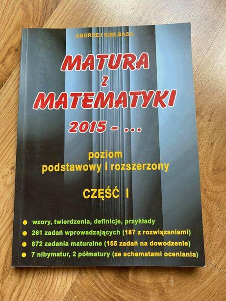 Repetytorium z matematyki Andrzeja Kiełbasy