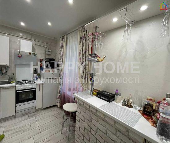 Продаж 2 кім. квартири 35 м2, 1 пов, фасад, площа Маланюка, ремонт