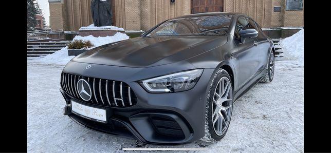 Mercedes AMG GT do ślubu-Auto do ślubu-Samochód do ślubu-AMG do ślubu