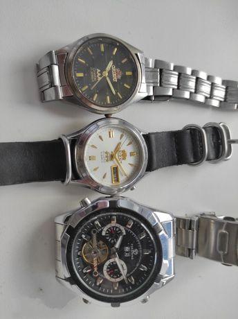 Наручні годинники 3 шт
