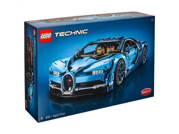 LEGO Bugatti Chiron 42083, NOWY ORYGINAŁ