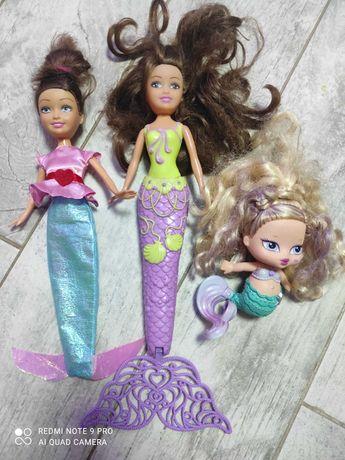 Lalka ala barbie, syrenki,