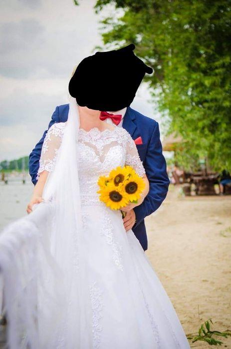 Sukienka ślubna Legnica - image 1