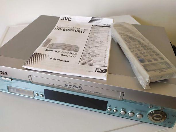 Magnetowid JVC HR-S8850EU
