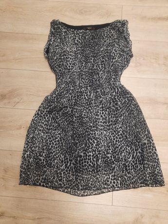 Sukienka panterka M 40