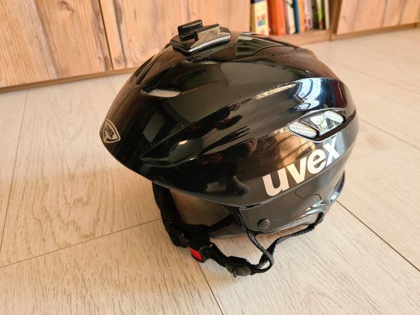 Kask Uvex z uchwytem na GoPro