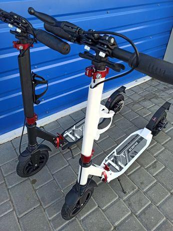 Акция!Самокат urban scooter LUX Hammer на надувных колесах