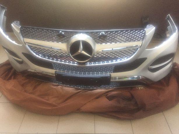 Бампер Mercedes GLE Coupe C292 комлект
