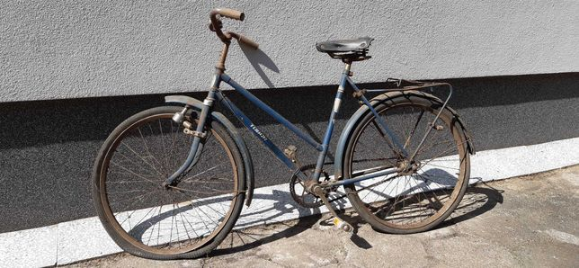 Retro rower Romet Tosca PRL vintage