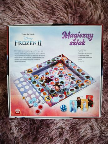 Frozen gra planszowa