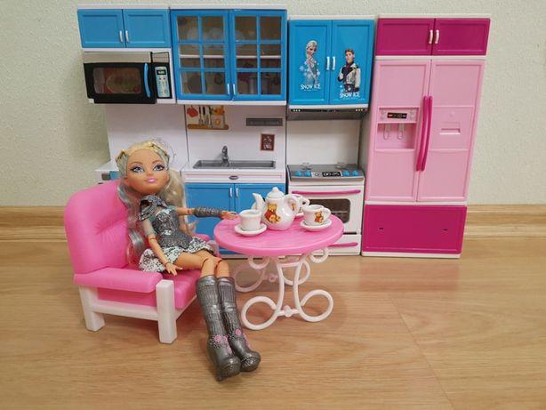 Кухня для Барби набор мебели