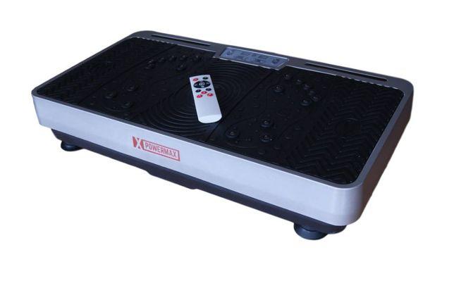 prezent platforma wibrująca wibracyjna fit vibro nowa power