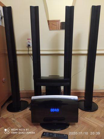 Домашний кинотеатр Samsung HT-TX250 5.1 акустическая система