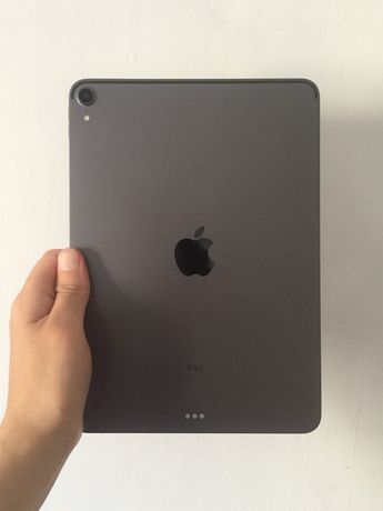 ланшет Apple iPad Pro 11 2018 Wi-Fi 258GB Space Gray