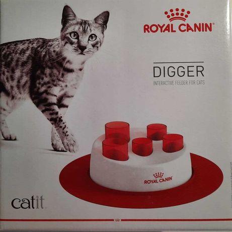 Интерактивная Игрушка-кормушка Royal Canin для кошек