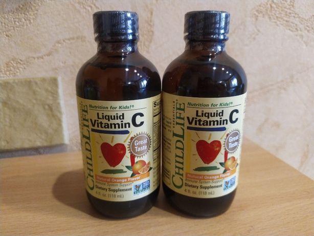 ChildLife, Essentials, витамин C в жидкой форме 118,5 мл