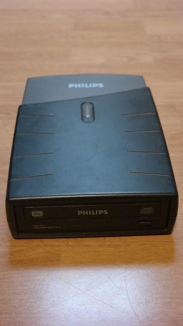 Nagrywarka zewnętrzna DVD Philips