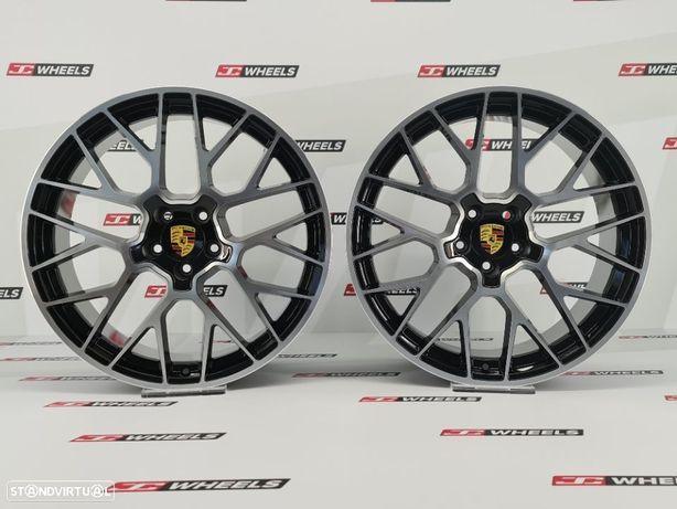 Jantes Porsche Macan Rs Spyder em 20
